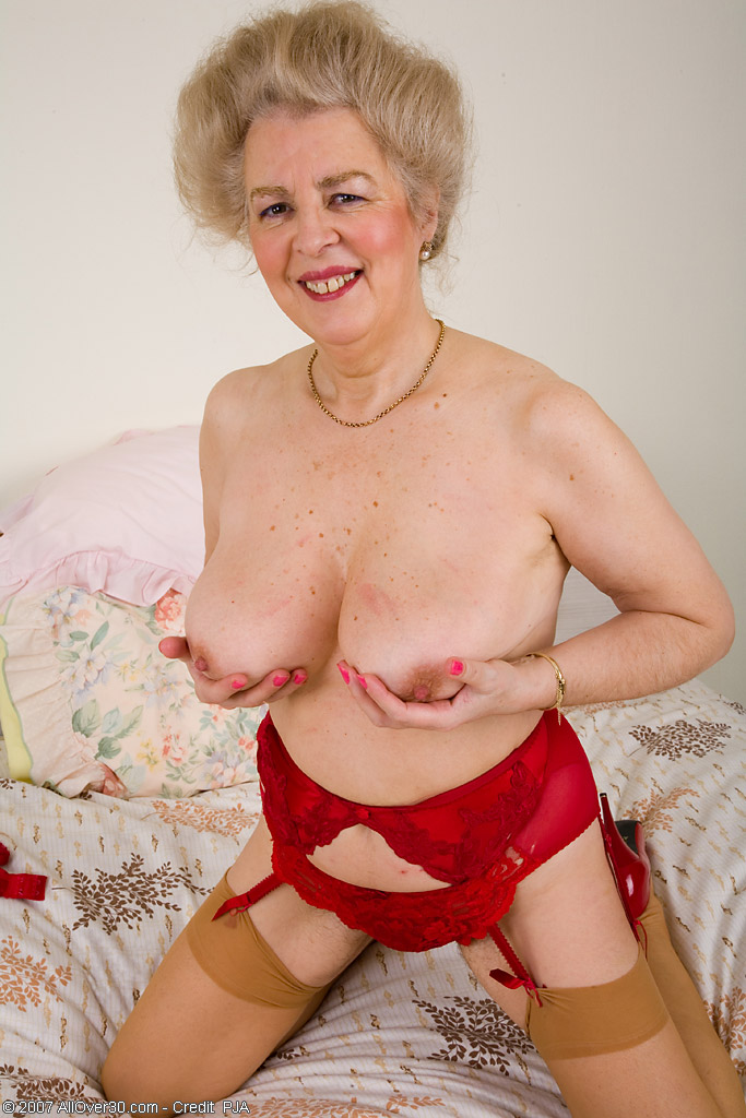 57 year old amateur english teacher miss lang 6