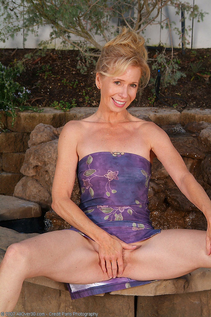 Naked private mom