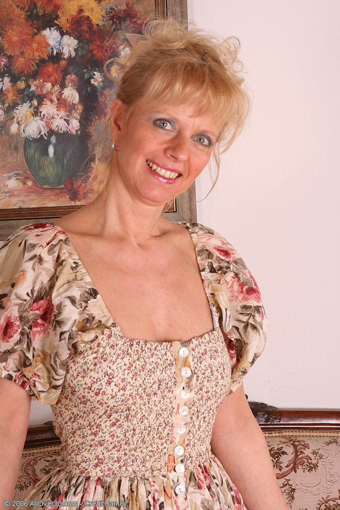 Merilyn - Toying - 01 from AllOver30