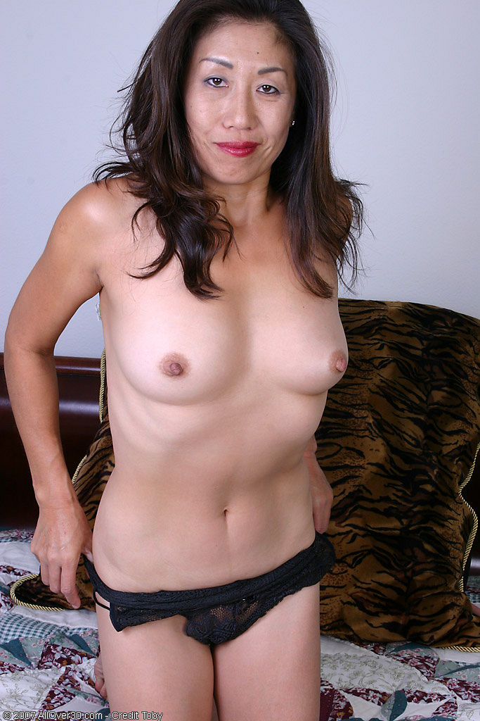 asian milf lingerie
