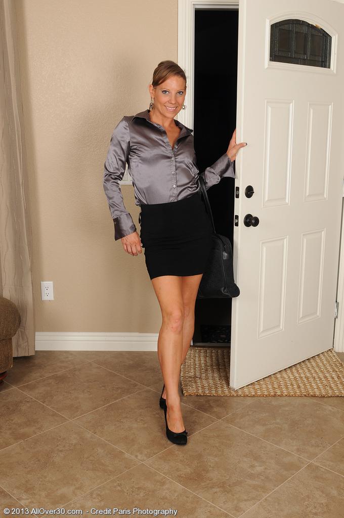 Alyssa Dutch from AllOver30