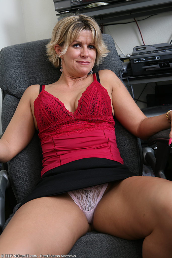 Mature milf anne