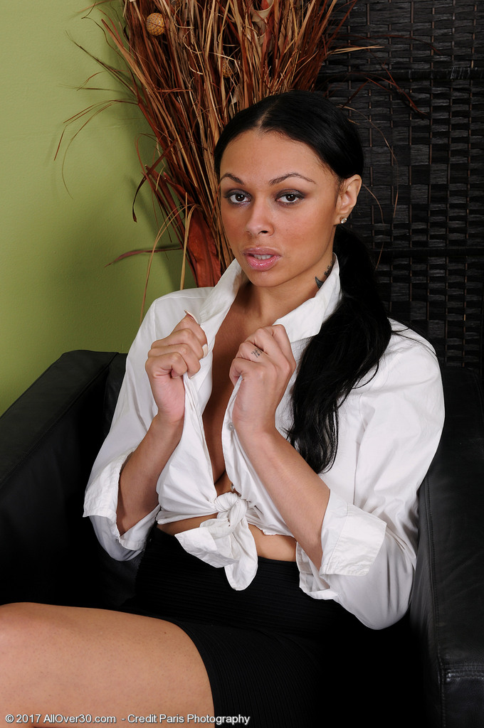 Bethany Benz from AllOver30