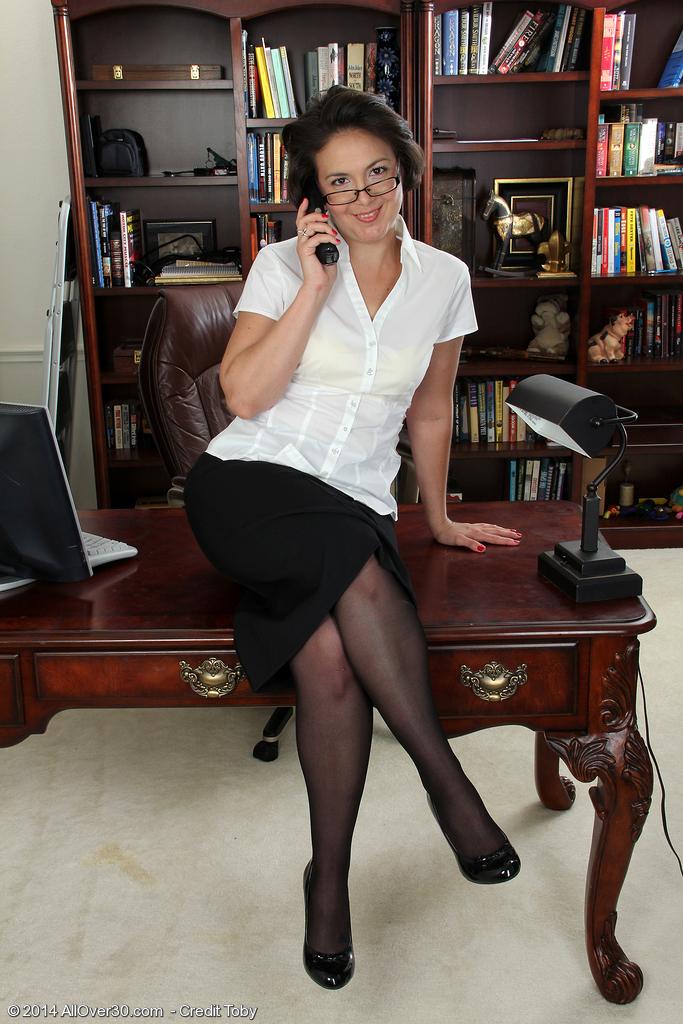 Carlita Johnson from AllOver30