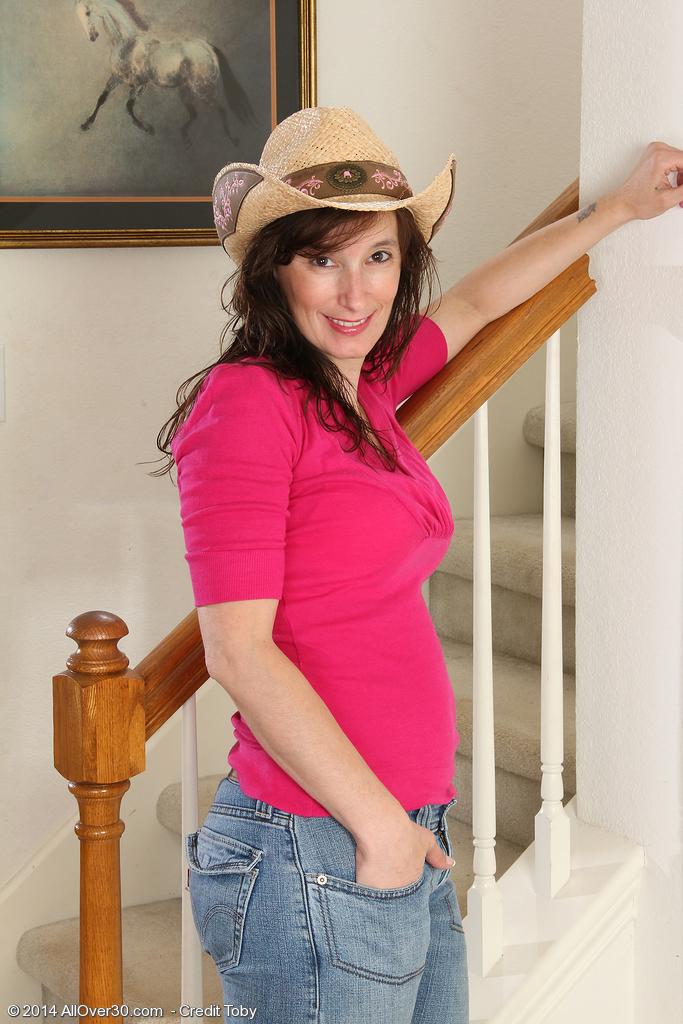 Celeste Carpenter from AllOver30