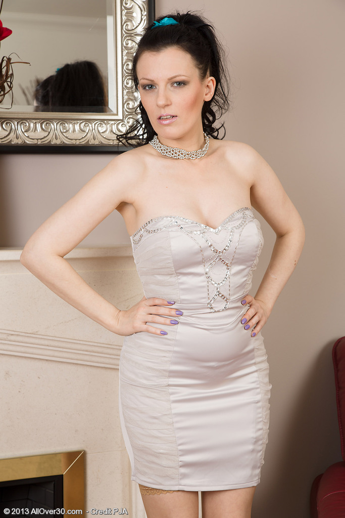 Charisma Jones from AllOver30