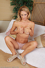 32 year old blonde MILF Cherie Deville from All Over 30