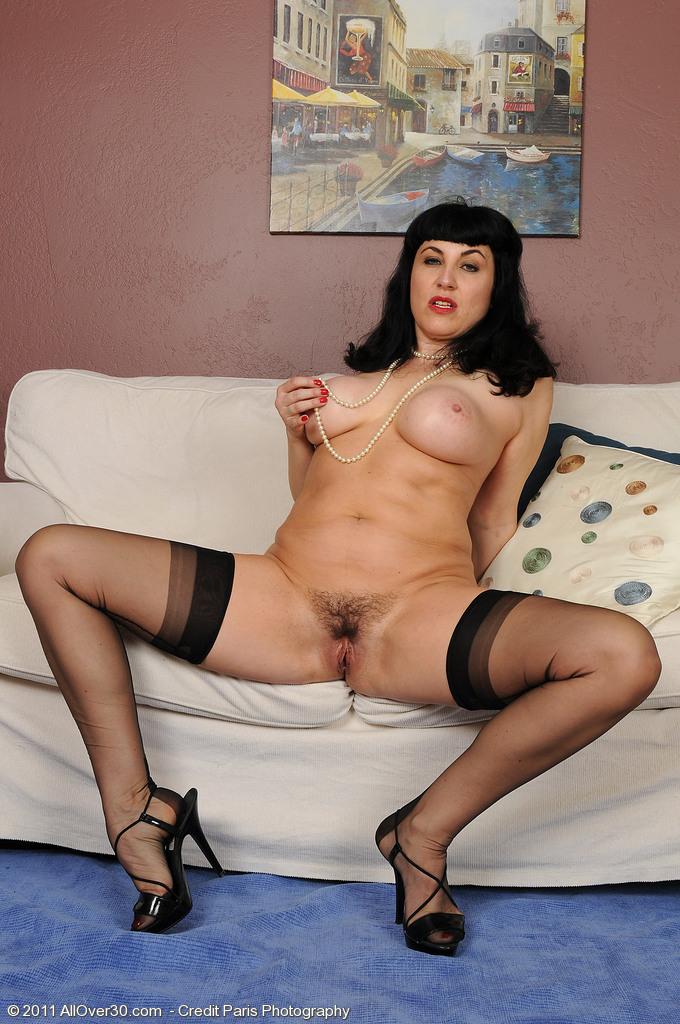 Claudine in action porn film