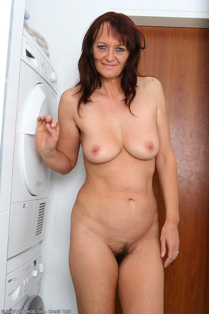 Apologise, brunette lady mature