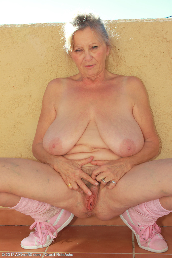 Agedlove busty blonde fucking bussinesman hard 8