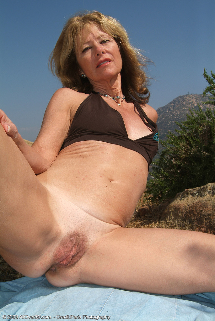 57 year old hot mom and her son 2