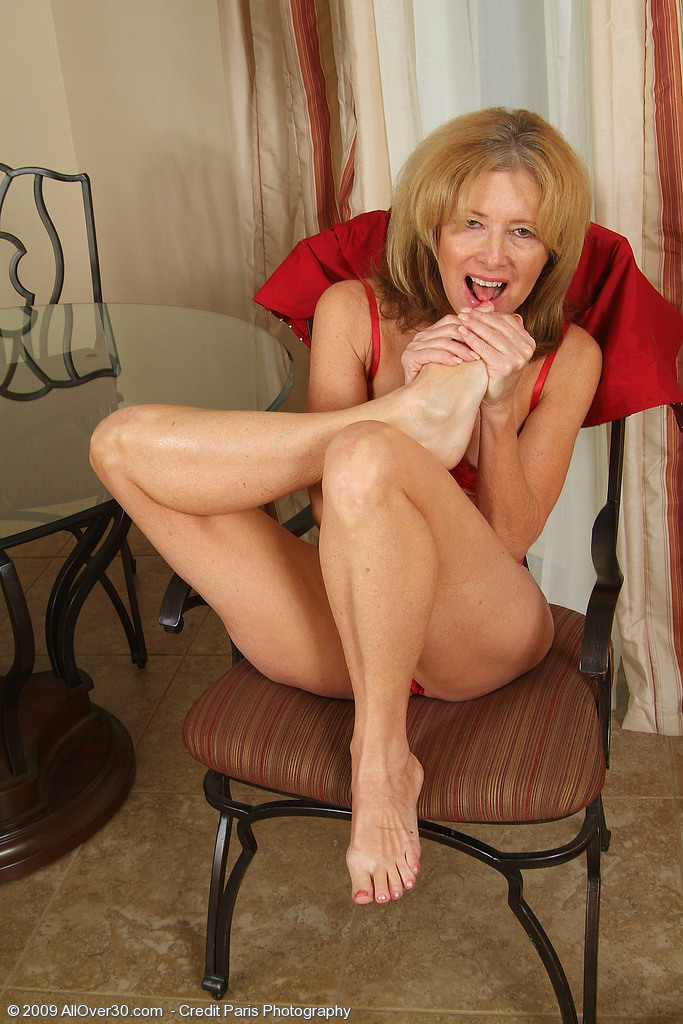 British milf angie george on the bed - 1 1