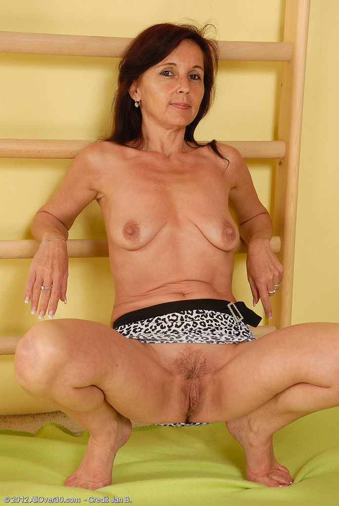 nude japanese mature bath
