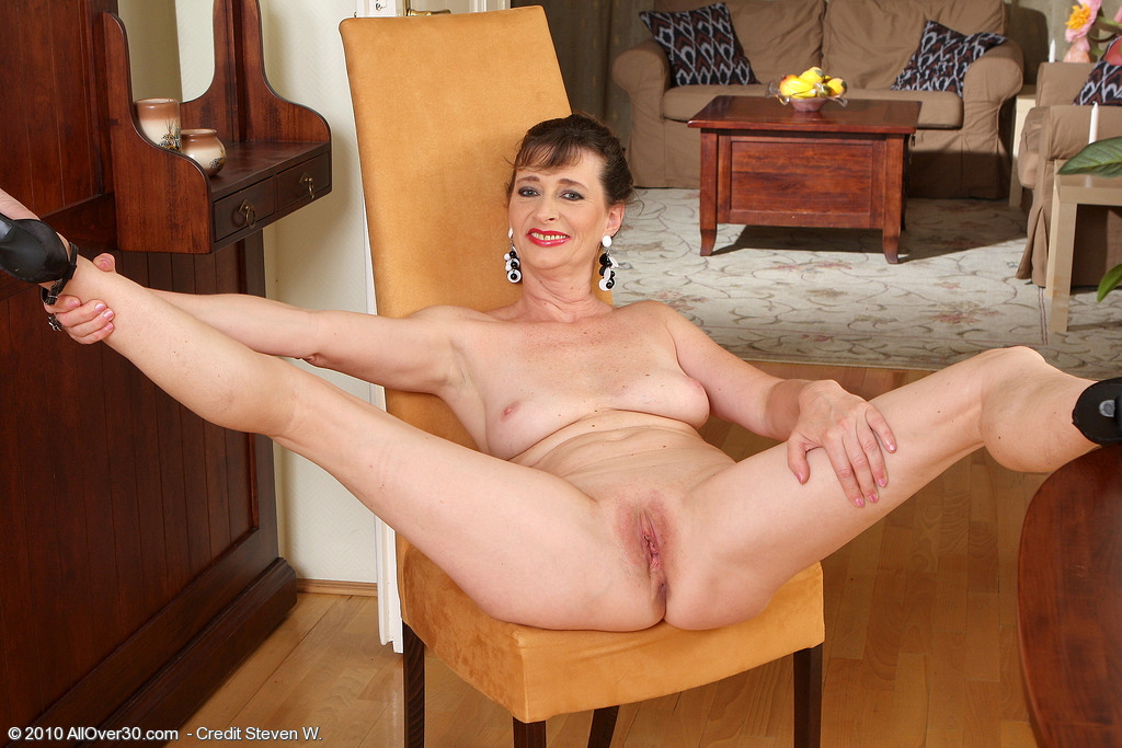 Mature nude over 50