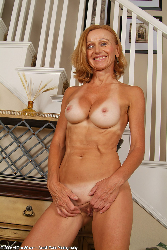 Mature thumbs lingerie