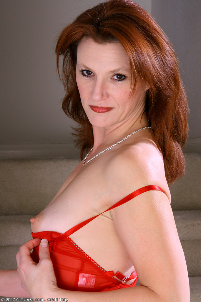hot redhead over thirty