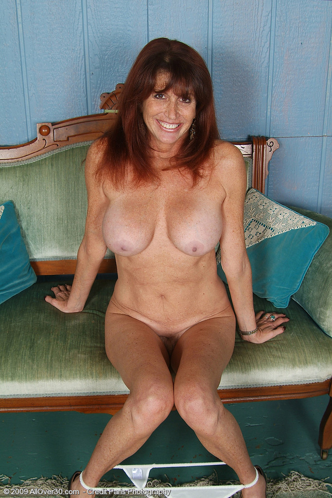 Hot Older Mom Redhead