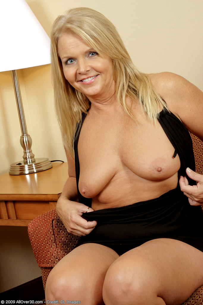 50 year old blonde milf-adult video