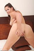 Lara Martinez spreads her ass wide from All Over 30