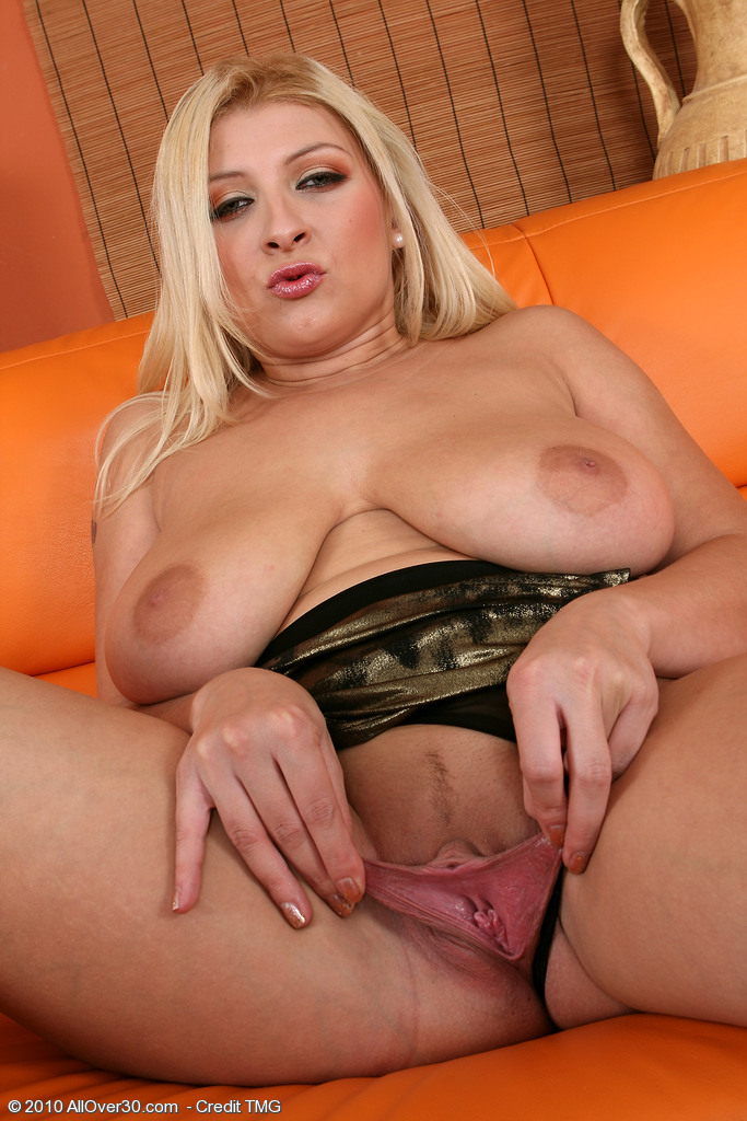 Busty chubby mature mom spreads her legs consider, that