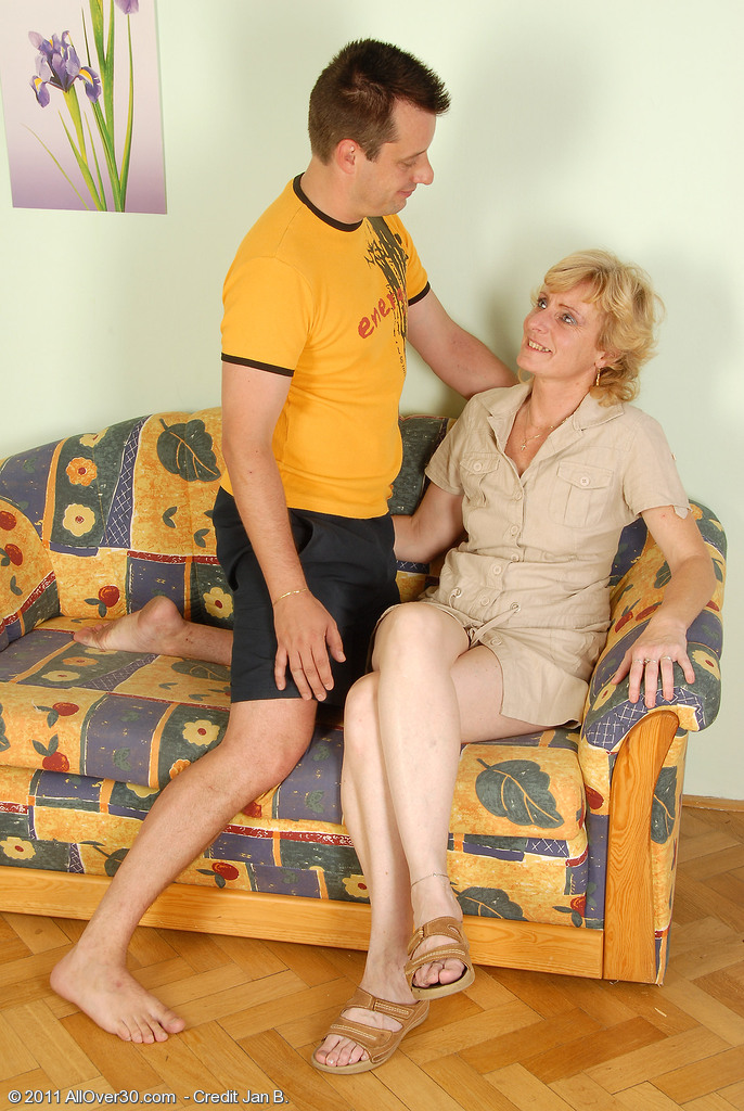 Leny and Pavel from AllOver30