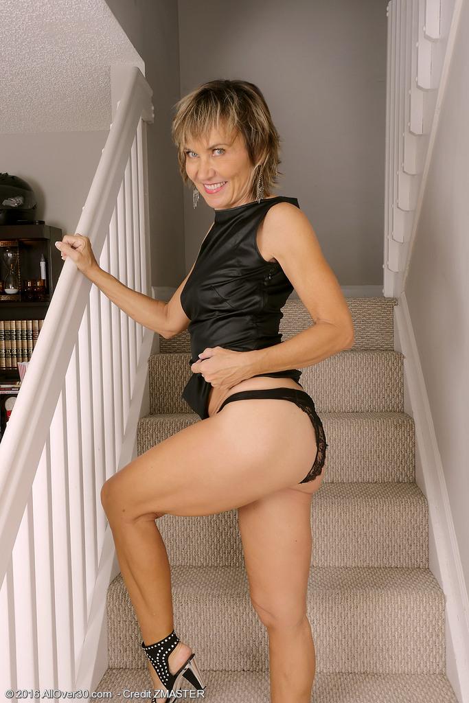 Emema and spank
