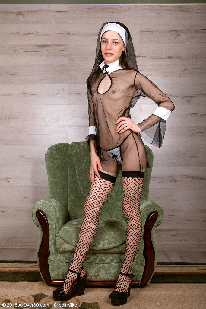 Maria Ariana from AllOver30