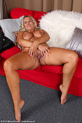 Big tit blonde mature babe from All Over 30