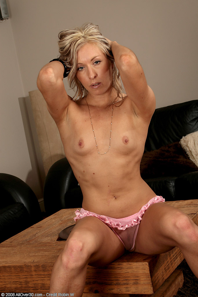 mature Tall blonde