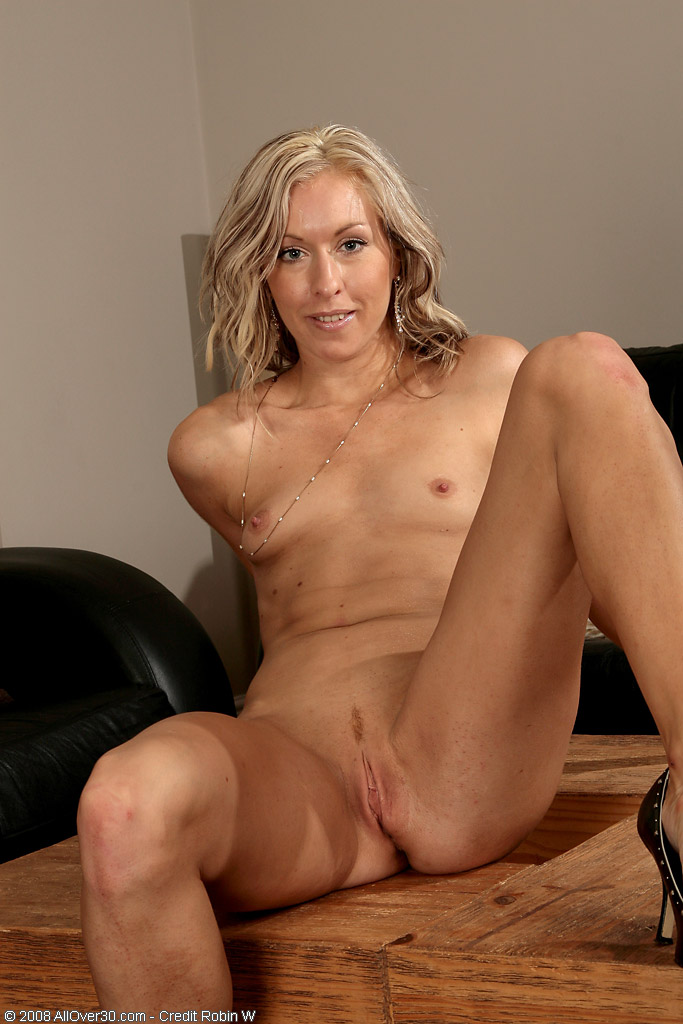 Blonde mature nude women recommend you