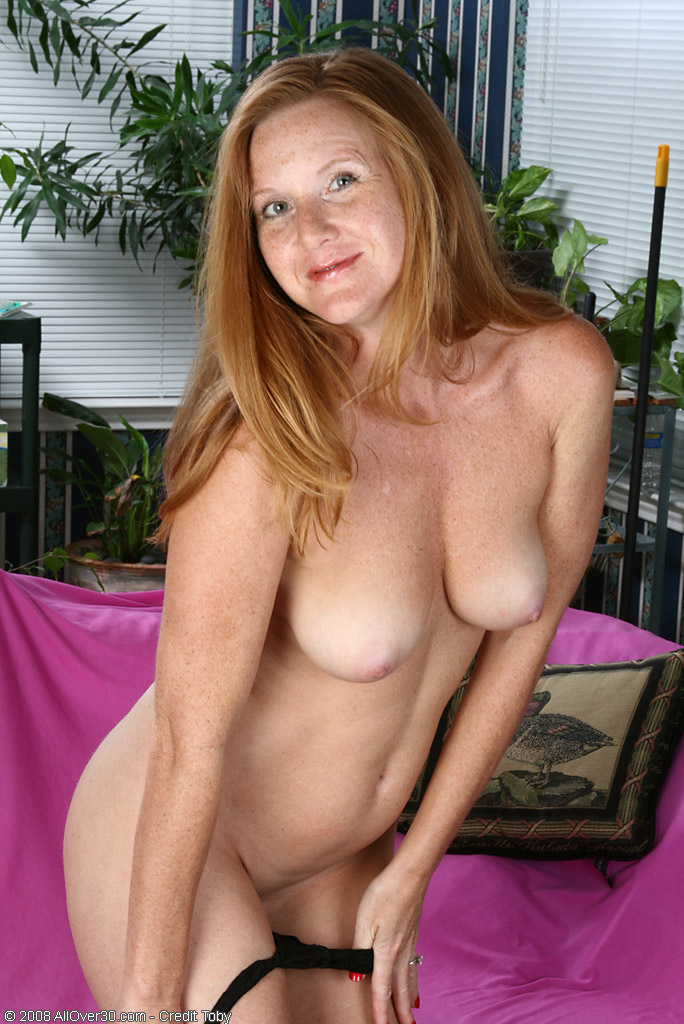 Pity, that sexy naked mature ginger