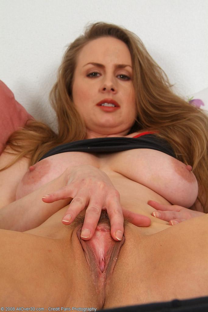 Tit pussy big milf cougar