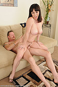 Hot Milf RayVeness loves cock from All Over 30