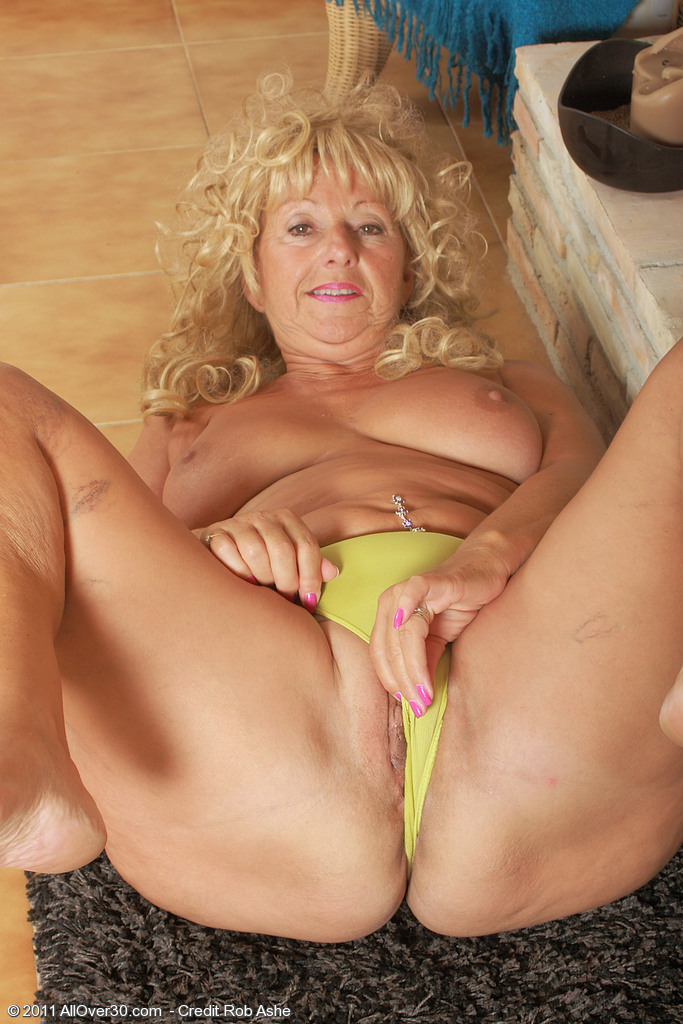 Oldnanny chubby granny and fat mature with two guys 10