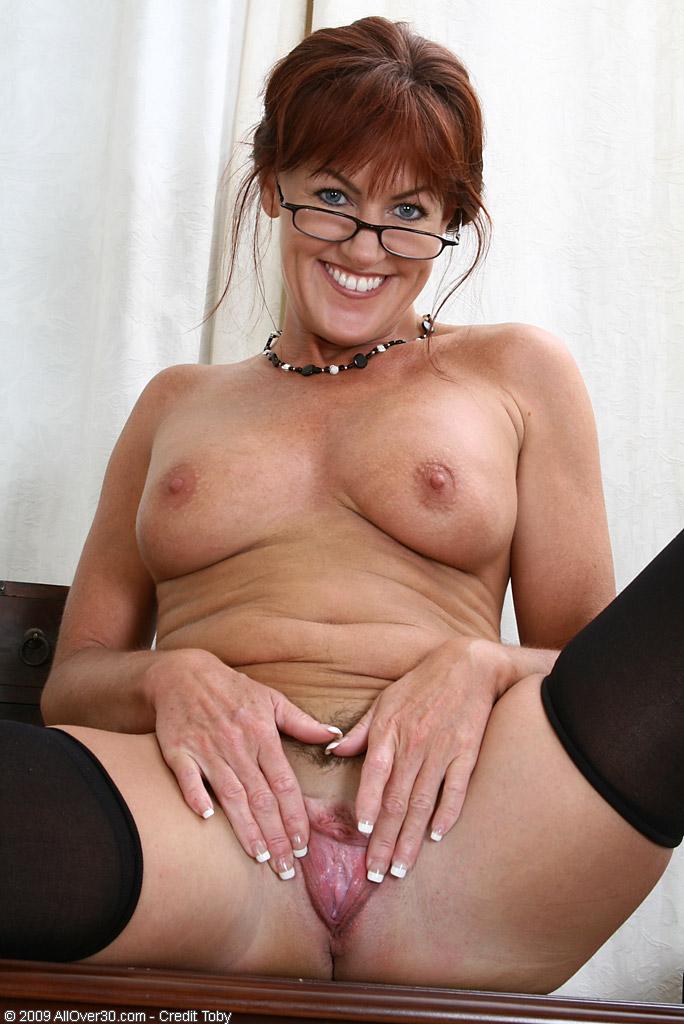 Perfect mature granny