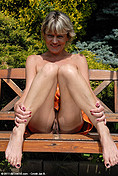 At 45 years old Sherry looks fantastic naked from All Over 30