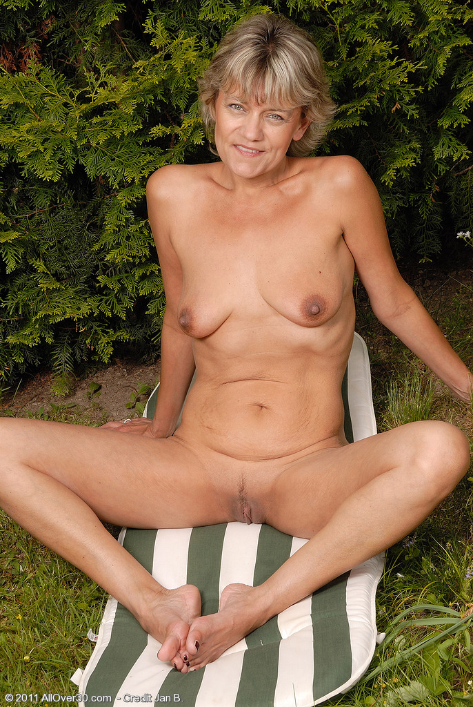 women over years Nude old 60