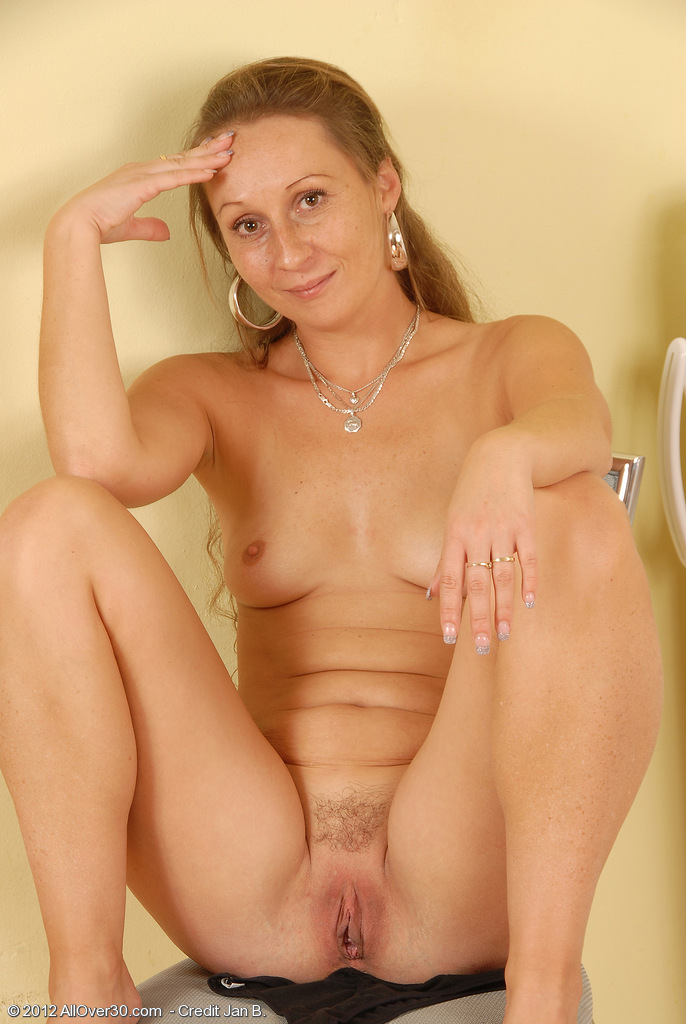 Sexy-Susi mature real woman
