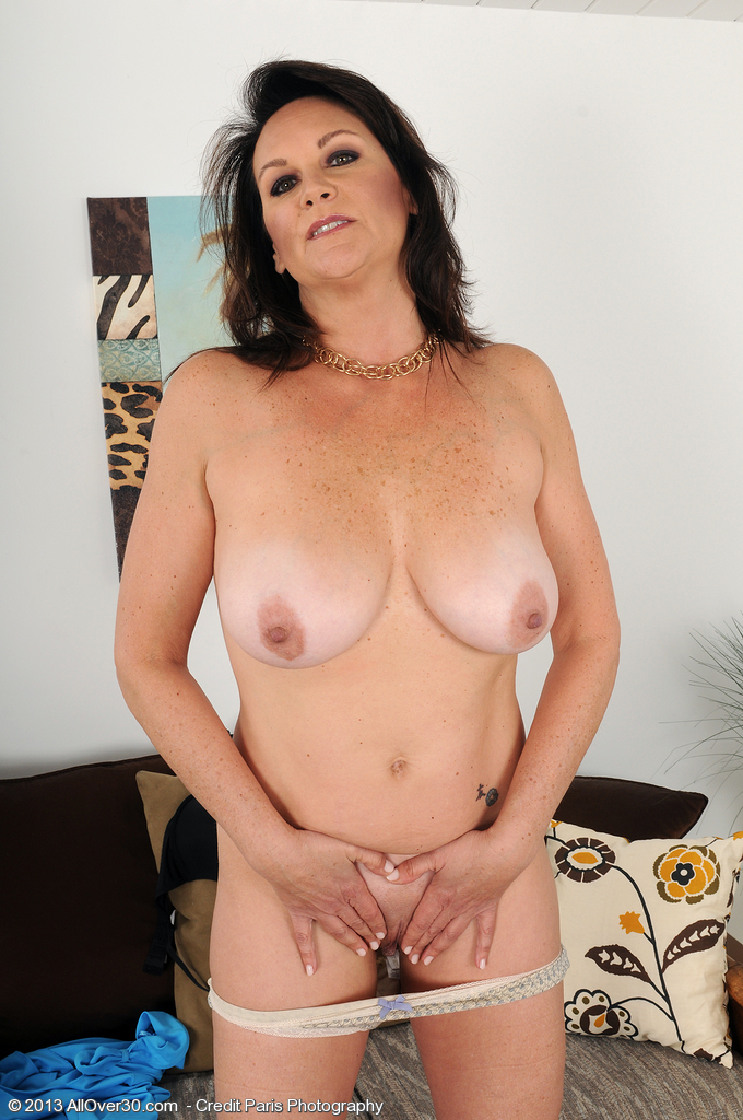 Big saggy milf boobs