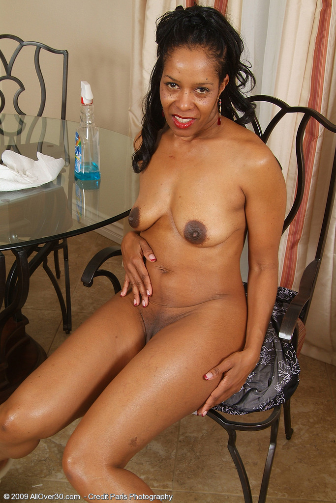 Black and milf