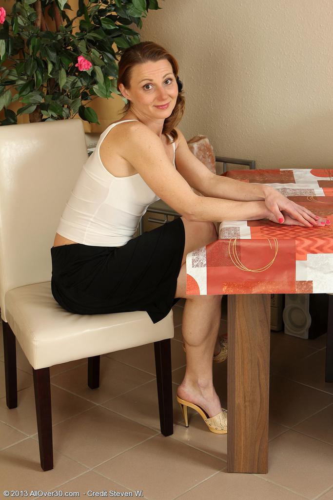 Suzy Losson from AllOver30