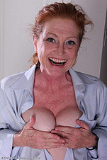 Tami Estelle 48 YO redhead horny milf from All Over 30