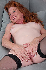 Tami Estelle 48 yo redhead that I would lick all day from All Over 30