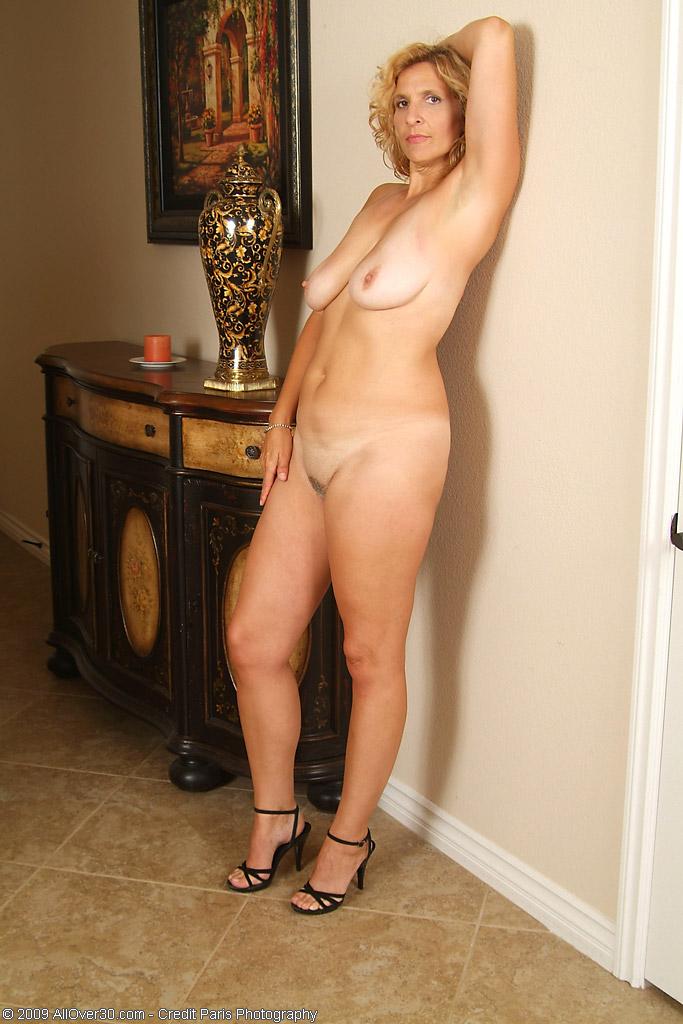 Люблю голых зрелых женщин