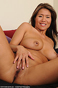 Yummy 38 yo Asian pussy from All Over 30