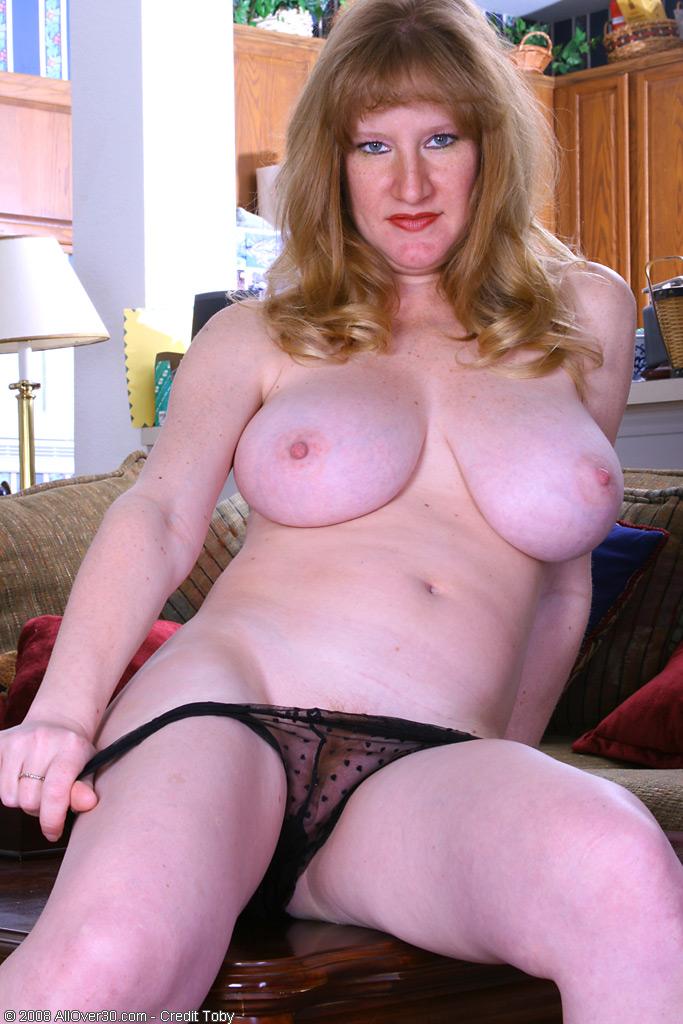 Allover30 veronica redhead