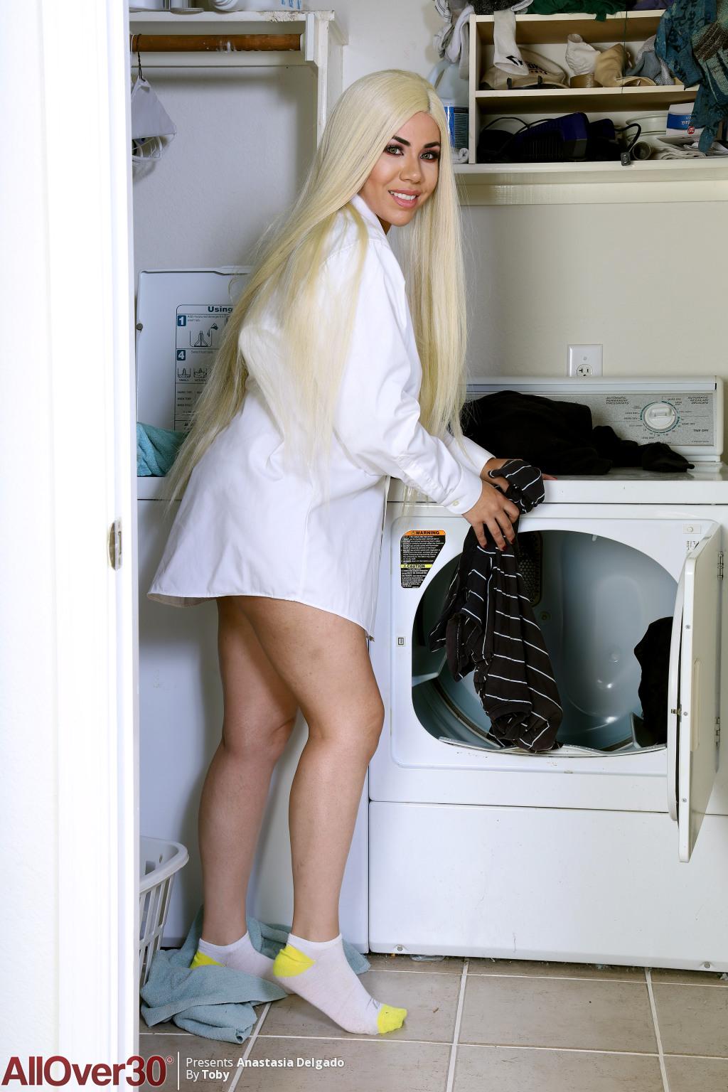 Anastasia Delgado from AllOver30