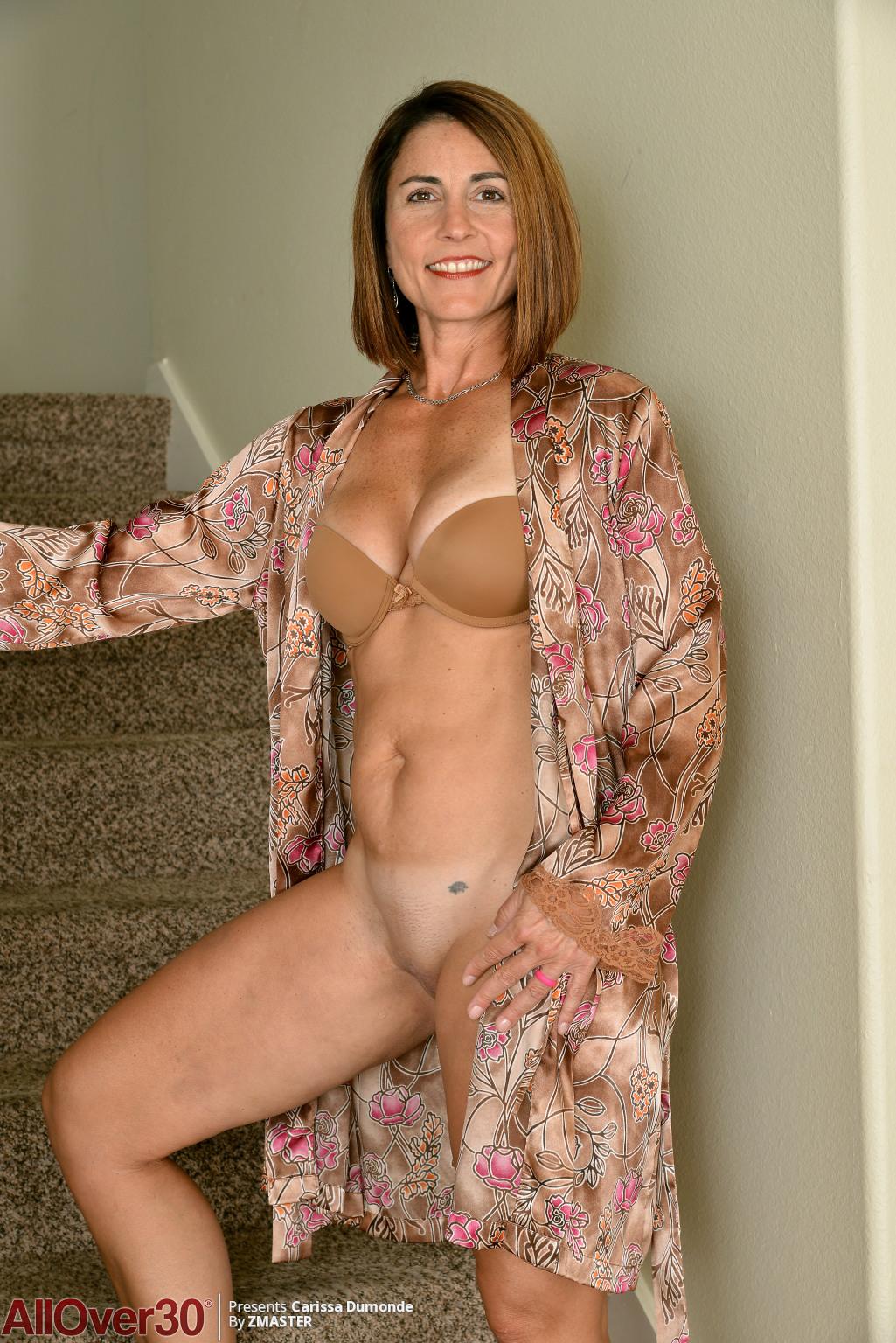 Carissa Dumonde from AllOver30