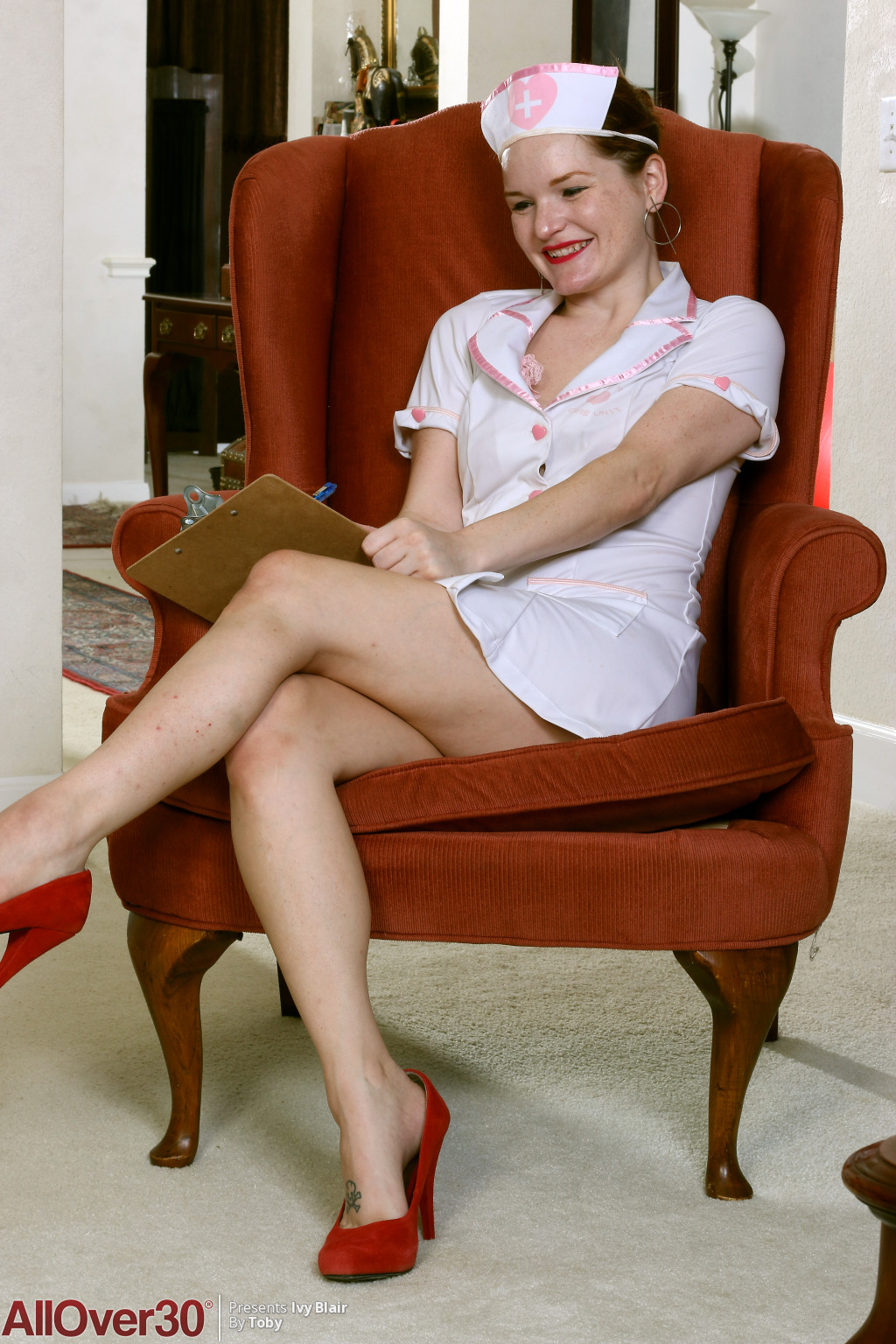 Ivy Blair from AllOver30