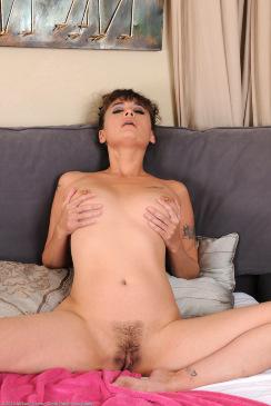 Jade Hsu Bares Her Dangerous Curves